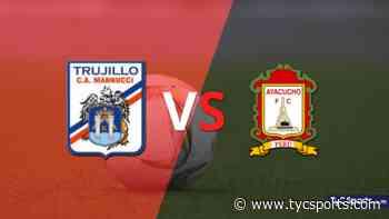 Carlos A. Mannucci y Ayacucho FC se repartieron los puntos en un 1 a 1 - TyC Sports
