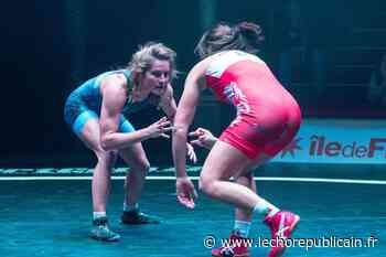 Lutte - La Drouaise Mathilde Rivière décroche son billet pour les Jeux Olympiques - Echo Républicain