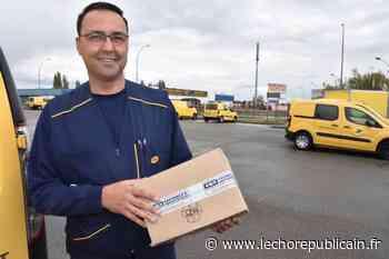 Société - Sébastien Delhommeau, postier à Dreux, est l'un des meilleurs de France - Echo Républicain