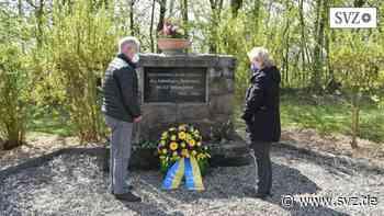 Tag der Befreiung: Hagenow gedenkt der Opfer des Nationalsozialismus   svz.de - svz – Schweriner Volkszeitung