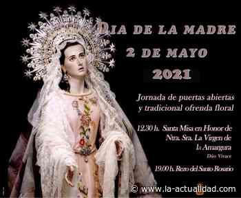 Jornada de puertas abiertas en el Paso Blanco con motivo del Día de la Madre - La Actualidad de Águilas