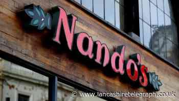 Nando's release brand new menu coming tomorrow