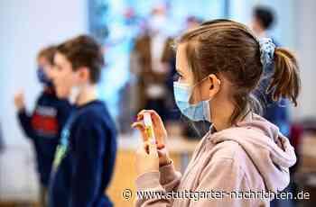 Coronalage in Filderstadt und Leinfelden-Echterdingen - Schnelltests gibt es längst noch nicht an allen Schulen - Stuttgarter Nachrichten