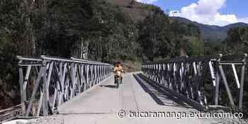 Cauca: Comunidades de Caloto y Toribío cuentan con puente metálico para su movilidad - Extra Bucaramanga