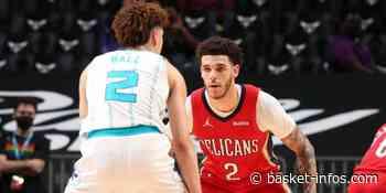 Le grand frère prend sa revanche, New Orleans reste en vie en dominant Charlotte malgré le record en carrière de Terry Rozier ! - Basket Infos