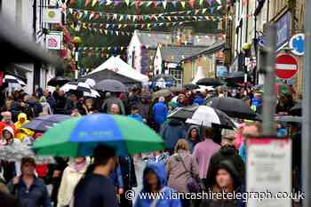 Clitheroe Food Festival cancelled for the second year