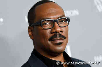 Eddie Murphy: I am grounded and spiritual - Tellychakkar