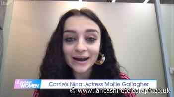 Coronation Street actress on working with 'inspiring' Sylvia Lancaster