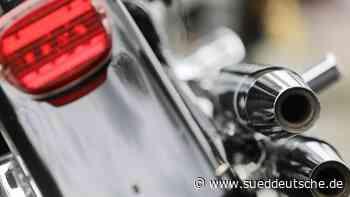 NRW wirbt mit Kampagne für rücksichtsvolles Motorradfahren - Süddeutsche Zeitung