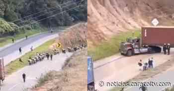 Alcalde de Calima el Darién se mostró molesto por operativo del Esmad que dejó dos indígenas heridos - Noticias Caracol