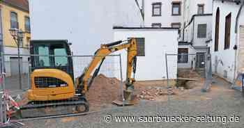 Ortsrat St. Ingbert findet Platz für Brunnen aus Radebeul - Saarbrücker Zeitung
