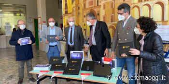 Dal Rotary 10 tablet a ciascuno degli istituti comprensivi di Crema - CremaOggi.it