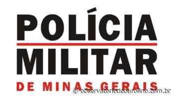 Equipe POp da Polícia Militar cumpriu mandados de prisão em Ouro Fino - Observatório de Ouro Fino