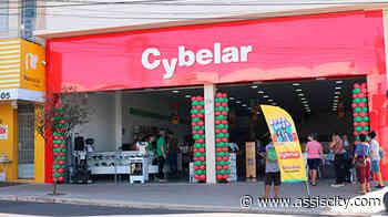 Cybelar reinaugura loja em Assis - Assiscity