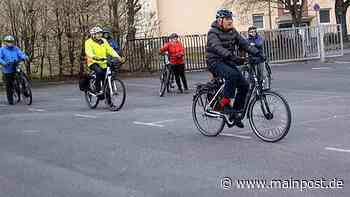 Pedelecs: Spezielles Training in Hammelburg schützt vor Stürzen - Main-Post