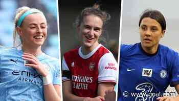 Miedema, Kerr and the Women's Super League team of the season