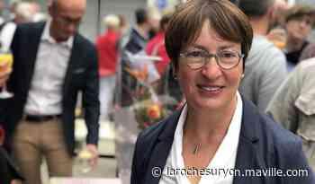 Régionales 2021. Marietta Karamanli avec les écologistes - La Roche sur Yon.maville.com - maville.com
