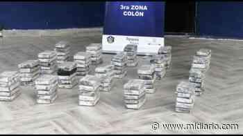 Aprehenden a seis personas con 100 paquetes de droga en María Chiquita en Colón - Mi Diario Panamá