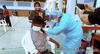 Adultos mayores de Casma y Huarmey accederán a la vacuna anticovid-19 - Radio Nacional del Perú