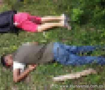 Un policía y un civil fueron asesinados en zona rural de Betulia - El Universal - Colombia