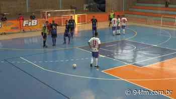 Na estreia da Copa Paulista, Fib Futsal vence Jacareí - 94fm.com.br