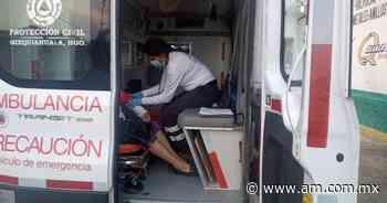 Accidentes en motocicleta, principales urgencias en Mixquiahuala - Periódico AM