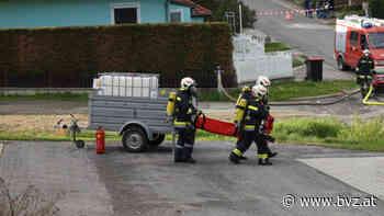 Feuerwehr - Inspizierung der Wehr in Kalkgruben - BVZ.at
