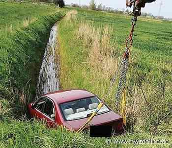 Nach Pkw-Diebstahl in Schortens Unfall in Hooksiel: Mit gestohlenem Auto in Straßengraben - Nordwest-Zeitung