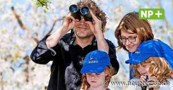 Burgwedel: Nabu ruft zur bundesweiten Vogelzählung im Mai 2021 auf - Neue Presse