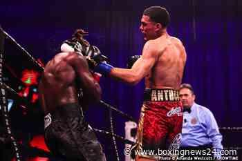 """Demetrius Andrade, David Benavidez and Gary Russell are the boogiemen of boxing"", Brian Castaño"