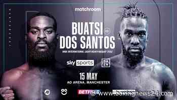 Joshua Buatsi Excited By Virgil Hunter Link-up