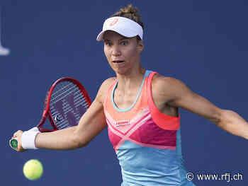 Golubic remporte le tournoi WTA 100 de St-Malo - RFJ