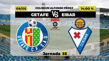 Getafe vs Eibar: el Granada es el espejo armero - MARCA.com