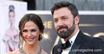 Ben Affleck Raves Over Ex-Wife Jennifer Garner on Mother's Day: 'So Happy to Share These Kids With You' - Us Weekly