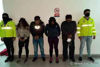 Cayó alias Chibolo y su banda en el sur de Quito - Portal Extra