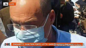 Tg Roma e Lazio, le notizie del 10 maggio 2021