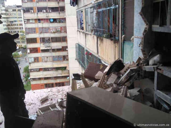 Acumulación de gases terminó en explosión en Ocumare del Tuy - Últimas Noticias