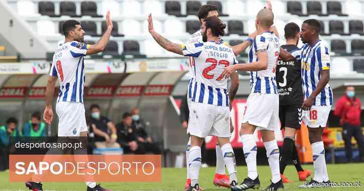 FC Porto obrigado a vencer Farense para evitar que Sporting garanta título - SAPO Desporto