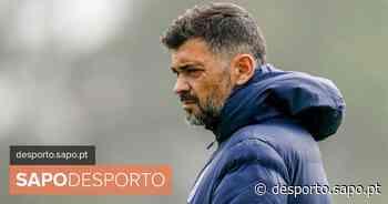 FC Porto sem Corona no último treino antes do Farense. Conceição voltou a não fazer antevisão - SAPO Desporto