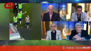 António Figueiredo: «Quando o FC Porto festeja... o Benfica vem sempre à baila» - Record