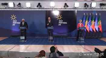 PM congratula-se com aprovação da declaração do Porto pelo Conselho Europeu - RTP