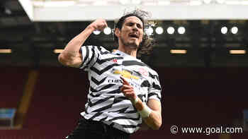 Cavani signs one-year contract extension with Manchester United