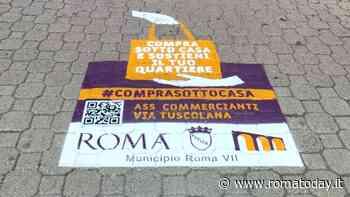"""Appia e Tuscolana, il Municipio VII lancia la campagna #Comprasottocasa: """"E' a sostegno dei piccoli commercianti"""""""