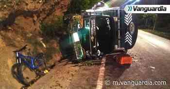 Un hombre murió luego de ser arrollado por una turbo en Girón - Vanguardia