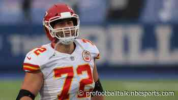 Colts signing Eric Fisher to one-year deal