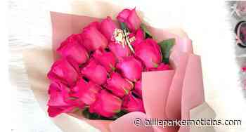 Como hacer un bouquet de rosas para Mamá - Billie Parker Noticias