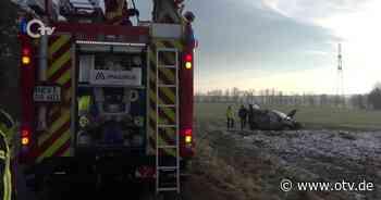 Parkstein/Tirschenreuth: Verkehrsunfälle mit einer Leichtverletzten | Oberpfalz TV - Oberpfalz TV