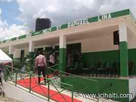 iciHaïti - Saint Raphael : Inauguration du Centre de Santé Bois-Neuf - iciHaiti.com