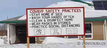 Fort Providence implements restrictions over YK Covid-19 Fort Providence will upgrade a checkstop at the - Cabin Radio