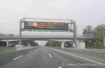 Castellanza, anticipati lavori alle barriere antirumore dell'A8. Si pensa di estenderle - malpensa24.it